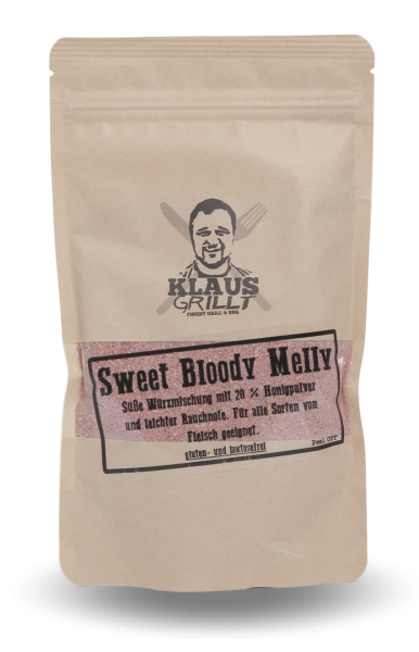 Sweet Bloody Melly 250g Beutel